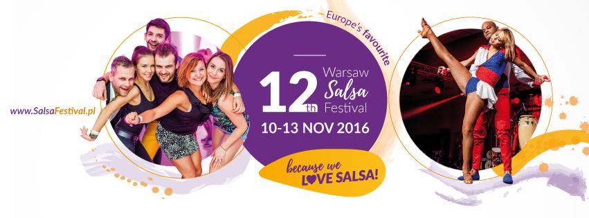 El Sol Salsa Festival in Warsaw 2017